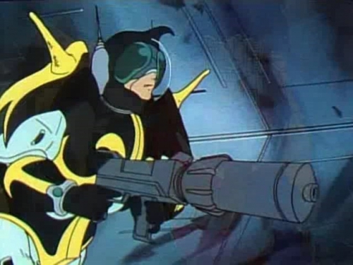 Аниме - Anime - Transformers: The Headmasters - Трансформеры: Властоголовы [1987]