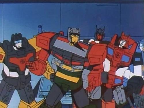 Аниме - Anime - Transformers: Victory - Трансформеры: Виктори [1989]