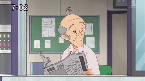 Аниме - Anime - トライブクルクル - Tribe Cool Crew [2014]