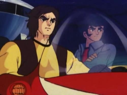 Аниме - Anime - UFO Robot Grendaizer - Инопланетный робот Грендайзер [ТВ] [1975]