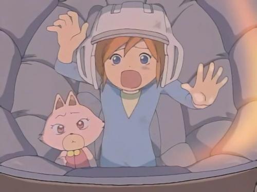 Аниме - Anime - Uninhabited Planet Survive - Выжить на необитаемой планете [2003]