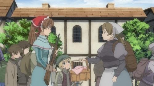 Аниме - Anime - Valkyria Chronicles - Хроники Валькирии [2009]