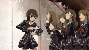 Vampire Knight screen shot