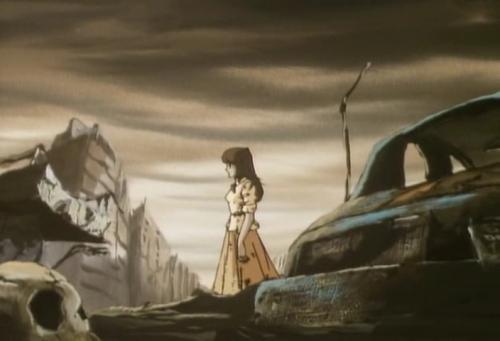 Аниме - Anime - Violence Jack: Slum King - Жестокий Джек OVA-1 [1986]