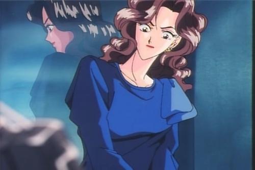Аниме - Anime - Девушка с Прогноза - Otenki Onesan [1995]