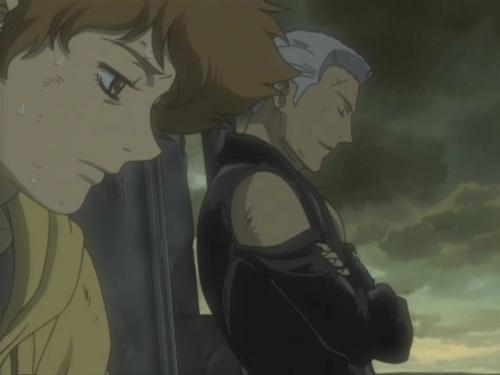 Аниме -             Anime - Wolf's Rain OVA - Волчий дождь OVA [2004]