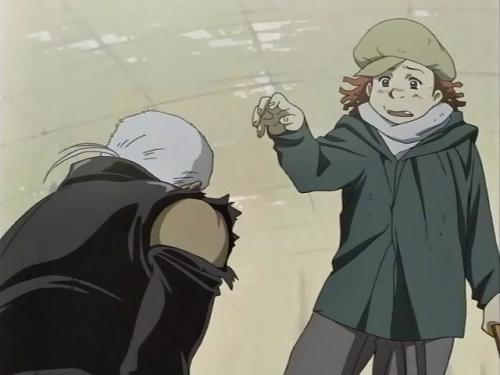 Аниме - Anime - Wolf's Rain TV - Волчий дождь [ТВ] [2003]