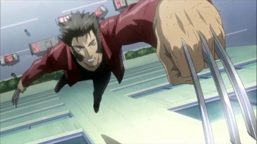 Аниме - Anime - Wolverine - Росомаха [2011]