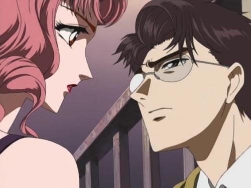 Аниме - Anime - X - An Omen - Икс: Знамение [2001]