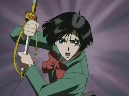 Аниме - Anime - X TV - Икс [ТВ]