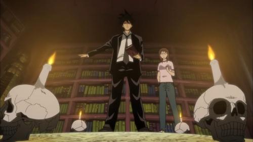 Аниме - Anime - Youre Being Summoned, Azazel-san. - Явись, Азазель [ТВ-1] [2011]