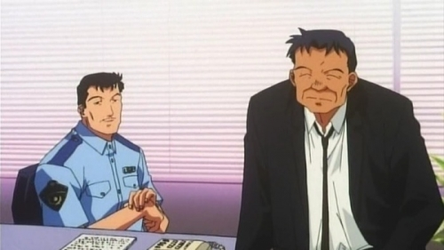 Аниме - Anime - You're Under Arrest The Motion Picture - Вы арестованы! (фильм) [1999]
