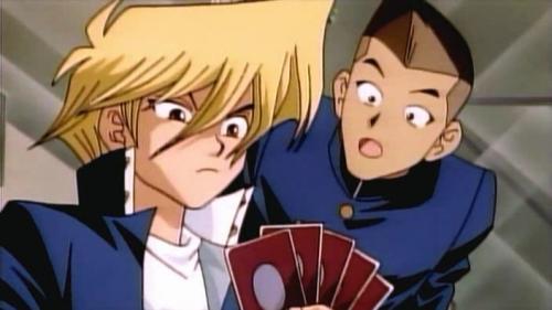 Аниме - Anime - Yu-Gi-Oh! The Movie - Югио! (фильм первый) [1999]