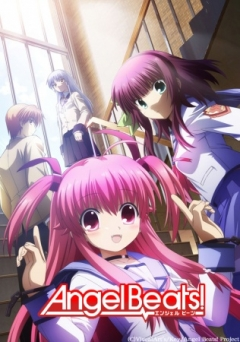 Angel Beats!, Angel Beats!, ���������� �����!, �����, anime, �����