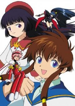 Арена Ангелов (anime Angelic Layer) онлайн