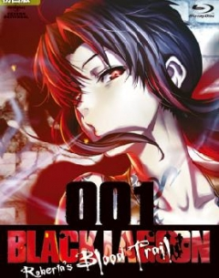 Black Lagoon: Roberta`s Blood Trail, Black Lagoon: Roberta`s Blood Trail, Черная лагуна OVA, аниме, anime, анимэ