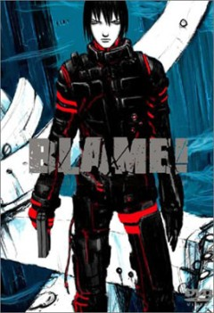 Blame!, BLAME! Ver. 0.11: salvaged disc by Cibo, Блам!, аниме, anime, анимэ