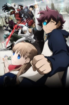Blood Blockade Battlefront & Beyond, Kekkai Sensen & Beyond, Фронт кровавой блокады 2, аниме, anime, анимэ