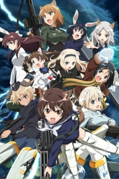 Brave Witches, Brave Witches, Храбрые ведьмы, , аниме, anime