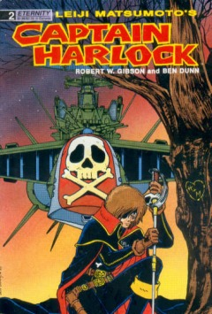 Captain Harlock and the Queen of a Thousand Years, Captain Harlock and the Queen of 1000 Years, Капитан Харлок и Королева Тысячелетия, аниме, anime, анимэ