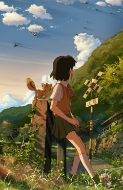 Children Who Chase Lost Voices from Deep Below, Hoshi o Ou Kodomo, Ловцы забытых голосов, аниме, anime, анимэ