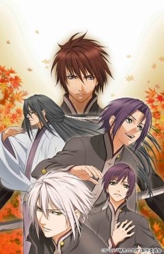 Crimson Fragments 2, Hiiro no Kakera 2, Багровые осколки ТВ-2, аниме, anime, анимэ