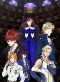 Dance with Devils, Dance with Devils, Танец с дьяволами, аниме, anime, анимэ