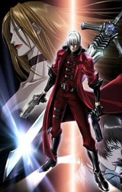 Devil May Cry, Devil May Cry, ������ ����� �������, �����, anime, �����