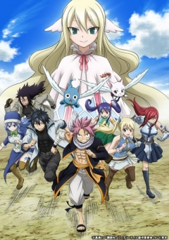 Fairy Tail (2018), Fairy Tail TV-3 , Фейри Тейл ТВ-3, аниме, anime, анимэ