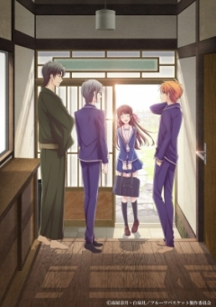 Fruits Basket (2019), Fruits Basket, Корзинка фруктов, Furuba, Fruits Basket (Zenpen)