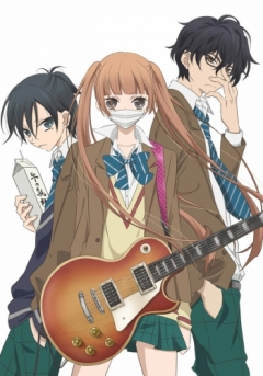 Fukumenkei Noise, Anonymous Noise, Не скрывая крик,