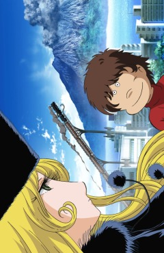 Galaxy Express 999 - Beyond the Diamond Ring, Ginga Tetsudou 999: Diamond Ring no Kanata e, Galaxy Express 999 - Beyond the Diamond Ring, аниме, anime, анимэ