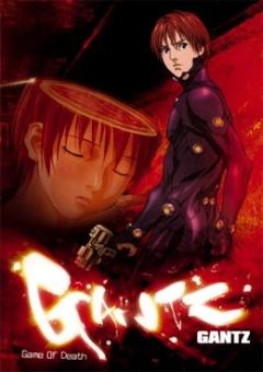 Аниме   Anime Gantz   Gantz   Ганц