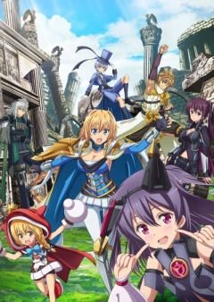 Han-Gyaku-Sei Million Arthur (2019), Hangyakusei Million Arthur TV-2, Миллион Артуров ТВ-2, Миллион Артуров (второй сезон), Operation Han-Gyaku-Sei Million Arthur 2nd Season, Hangyakusei Million Arthur Second Season