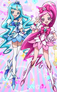 Heartcatch Precure! Hana no To de Fashion Show... desuka!?, Heartcatch Precure! Hana no To de Fashion Show... desuka!?, Heartcatch Precure! Hana no To de Fashion Show... desuka!?, аниме, anime, анимэ
