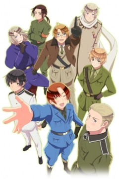 Hetalia: The World Twinkle, Hetalia: The World Twinkle, Хеталия: Сверкающий мир, аниме, anime, анимэ