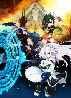 Hitsugi no Chaika: Avenging Battle , Hitsugi no Chaika: Avenging Battle , Чайка и гроб: Возмездие, аниме, anime, анимэ