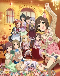 Idolmaster: Cinderella Girls , THE IDOLM@STER CINDERELLA GIRLS, Идолмастер: Девушки-Золушки, аниме, anime, анимэ