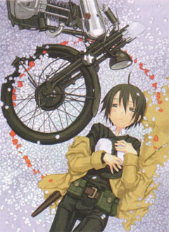Kino`s Journey - The Beautiful World, Kino no Tabi: the Beautiful World, Путешествие Кино - прекрасный мир ТВ,