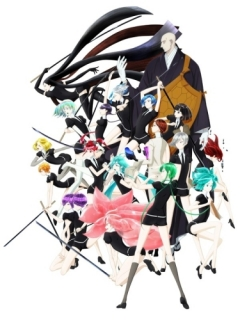 Land of the Lustrous, Houseki no Kuni, Страна самоцветов , Country of Jewels, аниме, anime