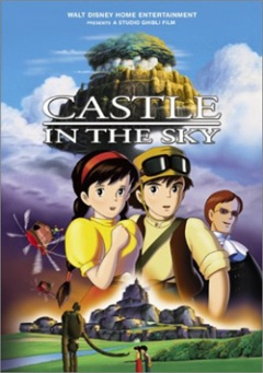 Laputa: The Castle in the Sky, Tenkuu no Shiro Rapyuta, Небесный замок Лапута, , аниме, anime