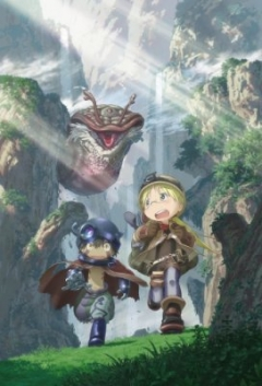 Made in Abyss, Made in Abyss, Созданный в Бездне, , аниме, anime