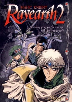 Magic Knight Rayearth 2, Mahou Kishi Rayearth 2, Рыцари магии ТВ 2, аниме, anime, анимэ