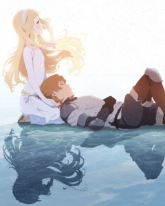 Maquia: When the Promised Flower Blooms, Sayonara no Asa ni Yakusoku no Hana o Kazarou, Укрась прощальное утро цветами обещания,