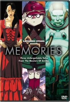 Memories , Magnetic Rose , Cannon Fodder, Katsuhiro Otomo Presents: Memories, Воспоминания о будущем,