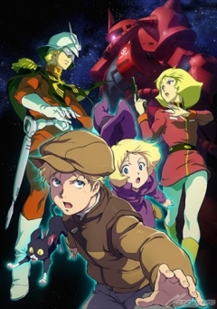 Mobile Suit Gundam: The Origin, Kido Senshi Gundam: The Origin, Мобильный доспех Гандам: Начало OVA, аниме, anime, анимэ
