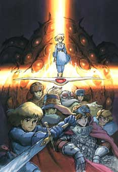 Nausicaa of the Valley of Wind, Kaze no Tani no Nausicaa, Навcикая из Долины ветров, , аниме, anime