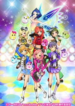 Pretty Rhythm: Rainbow Live, Pretty Rhythm Rainbow Live, Pretty Rhythm: Rainbow Live, аниме, anime, анимэ