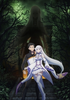 Re: Life in a different world from zero TV-2, Re: Zero kara Hajimeru Isekai Seikatsu 2, Re: Жизнь в альтернативном мире с нуля ТВ-2, Re: Life in a different world from zero 2nd Season, ReZero 2nd Season, Re:Zero - Starting Life in Another World 2, Жизнь в альтернативном мире с нуля (второй сезон)