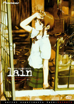 Serial Experiments Lain, Lain - Serial Experiments, Эксперименты Лэйн, аниме, anime, анимэ
